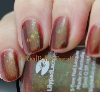 Lilypad Lacquer - Love Me or Leave Me