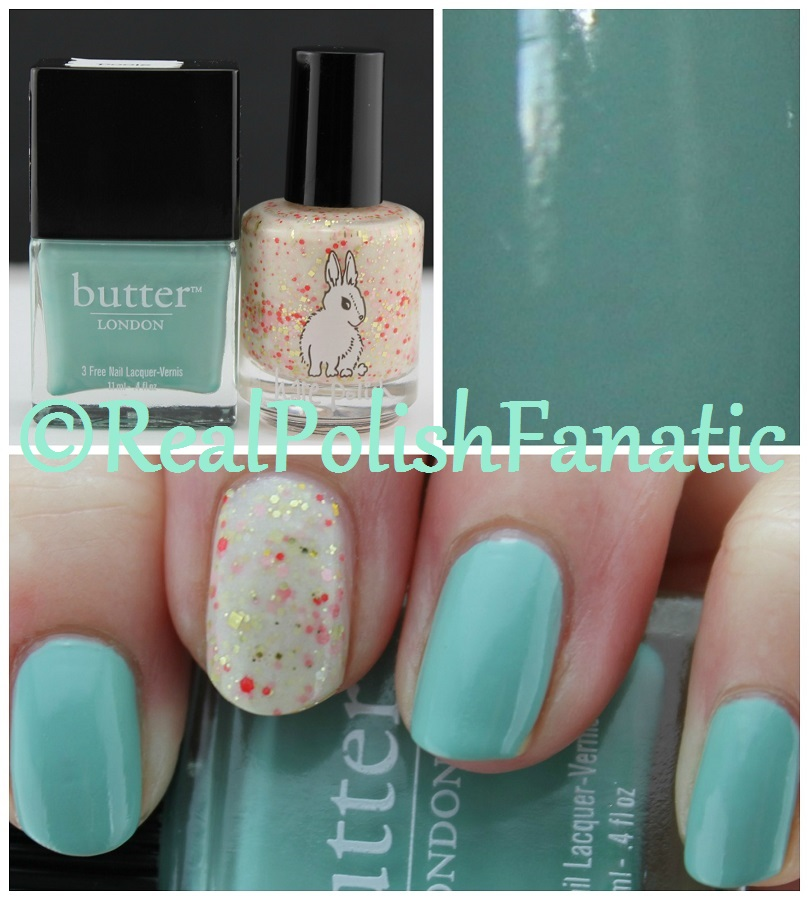 05-21-2016 Butter London - Poole & Hare Polish - Let Them Eat...What?