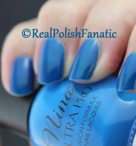 Nina Ultra Pro - Blue Blaze