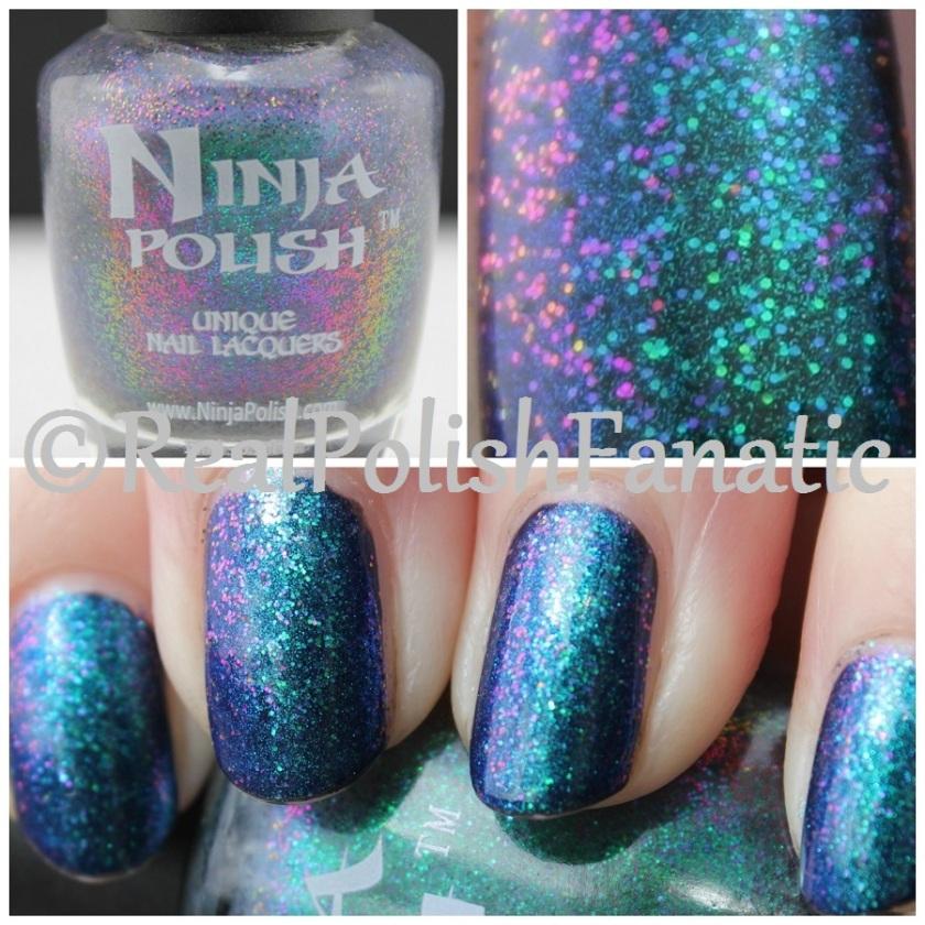 06-08-2016 Ninja Polish - Alexandrite