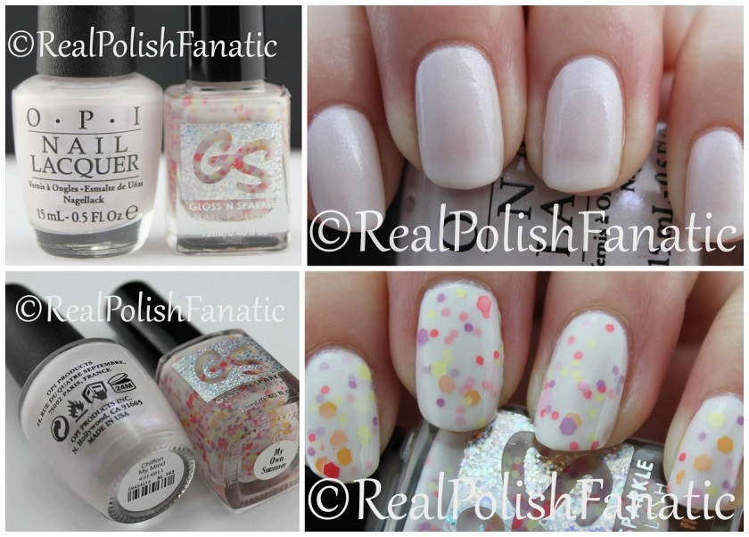 06-19-2016 OPI & Gloss n Sparkle