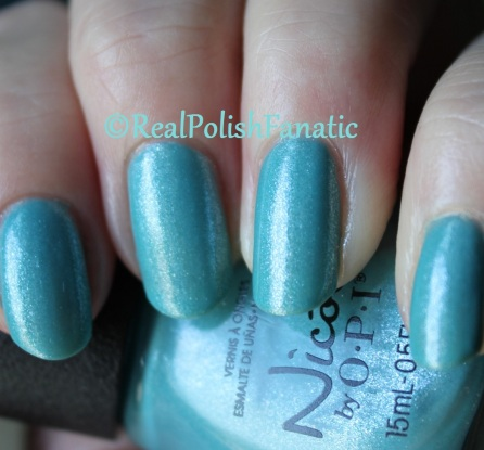 Nicole by OPI - I'll Be At The Pool