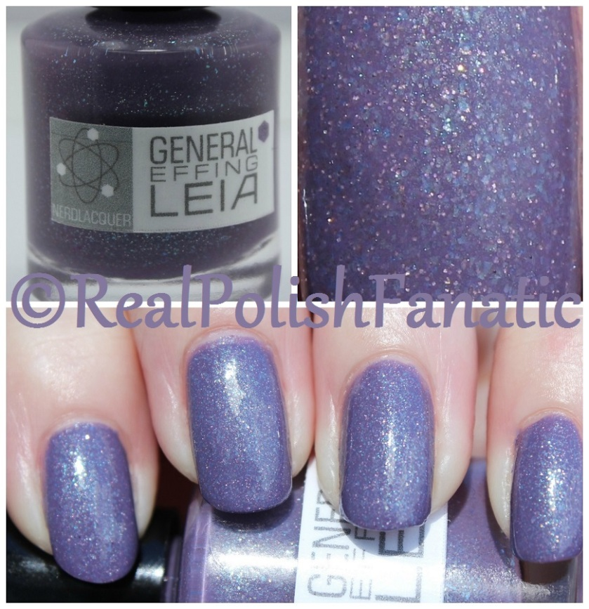 07-25-2016 Nerd Lacquer - General Effing Leia