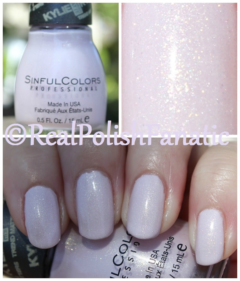 09-12-2016 Sinful Colors - North Star // Kylie Jenner Trend Matters Matte Shimmer Collection