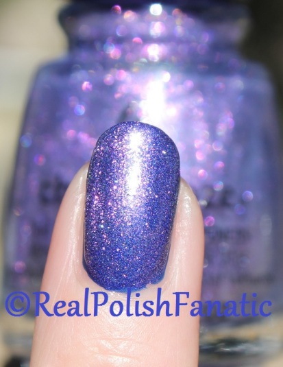 China Glaze - Combat Blue-Ts & Don't Mesh With Me // Fall 2016 Rebel Collection