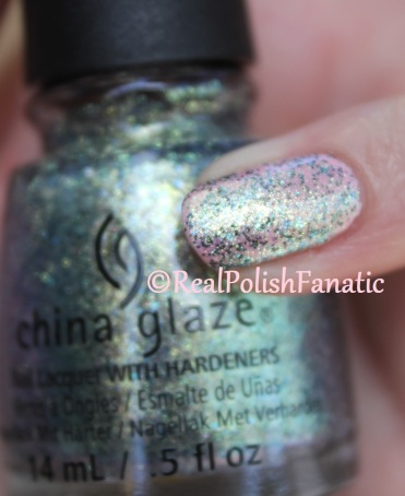 China Glaze - Fresh Prince-ss & Holo At Ya Girl // Fall 2016 Rebel Collection