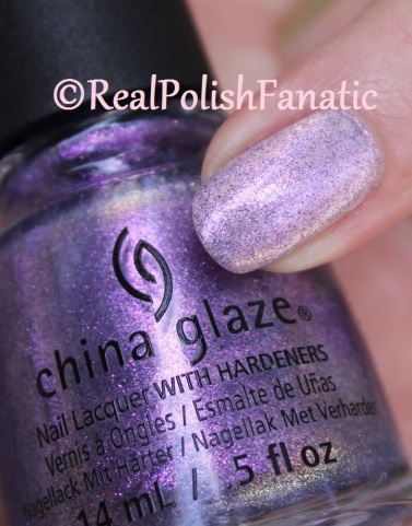 China Glaze - Fresh Prince-ss & Don't Mesh With Me // Fall 2016 Rebel Collection