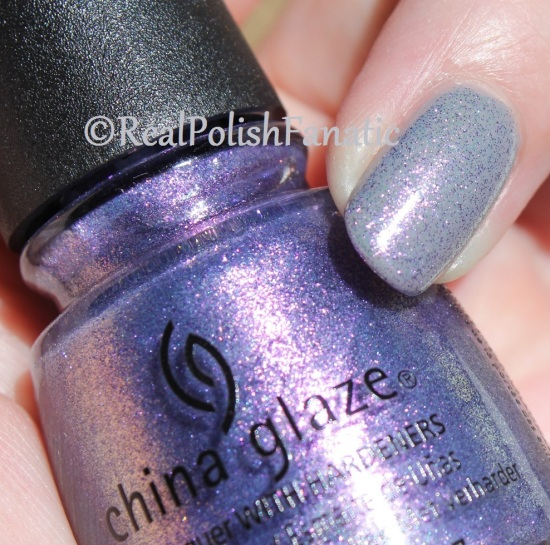 China Glaze - Dope Taupe & Don't Mesh With Me // Fall 2016 Rebel Collection