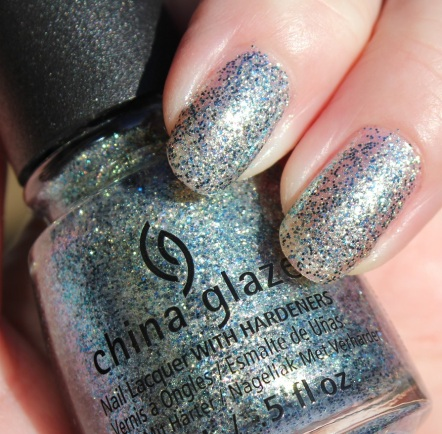 China Glaze - Holo At Ya Girl! // Fall 2016 Rebel Collection