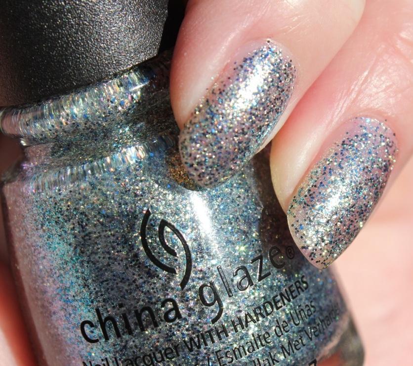 China Glaze - Holo At Ya Girl! // Fall 2016 Rebel Collection