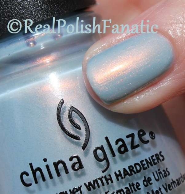 China Glaze - Pearl Jammin' // Fall 2016 Rebel Collection