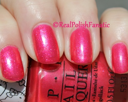 OPI - Say Hello Kitty! // Hello Kitty Collection