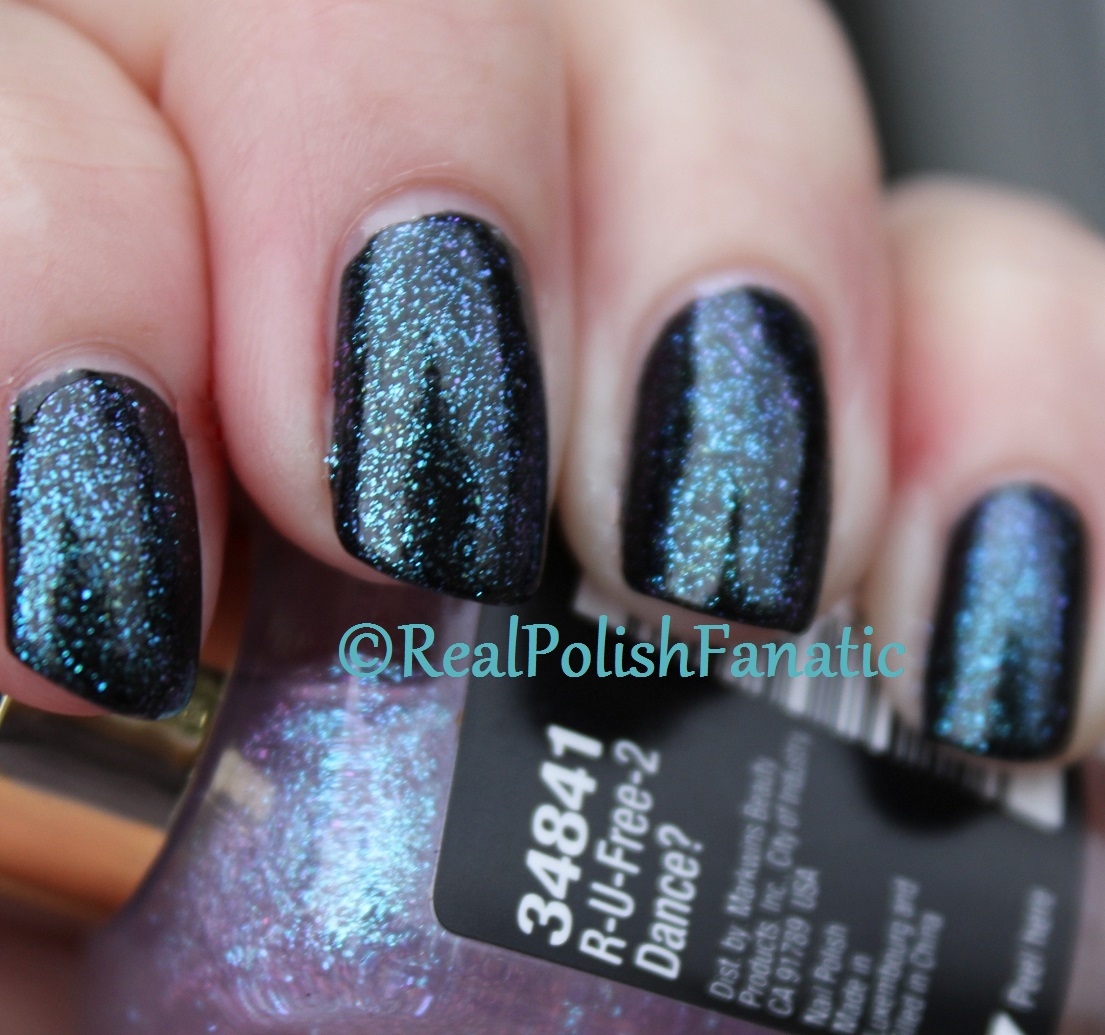 Updated mani with Wet n Wild – R-U-Free-2 Dance? // Holiday 2016 ...