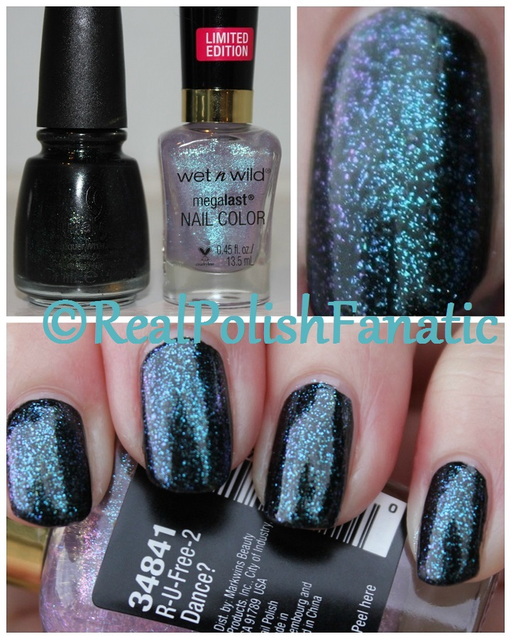 Wet n Wild - R-U-Free-2 Dance? // Holiday 2016 Sequins and Stardust Collection