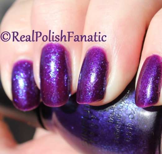 Sinful Colors - Decem-brrr // Holiday 2016 Bow-lieve In Magic Collection