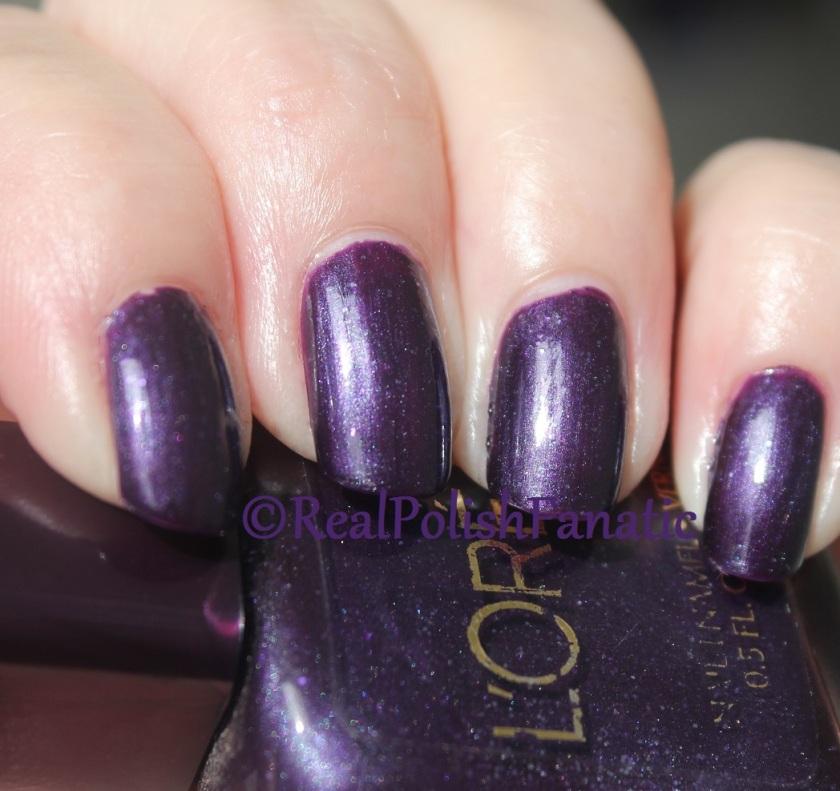 11-21-2016 L'Oreal - Sequins