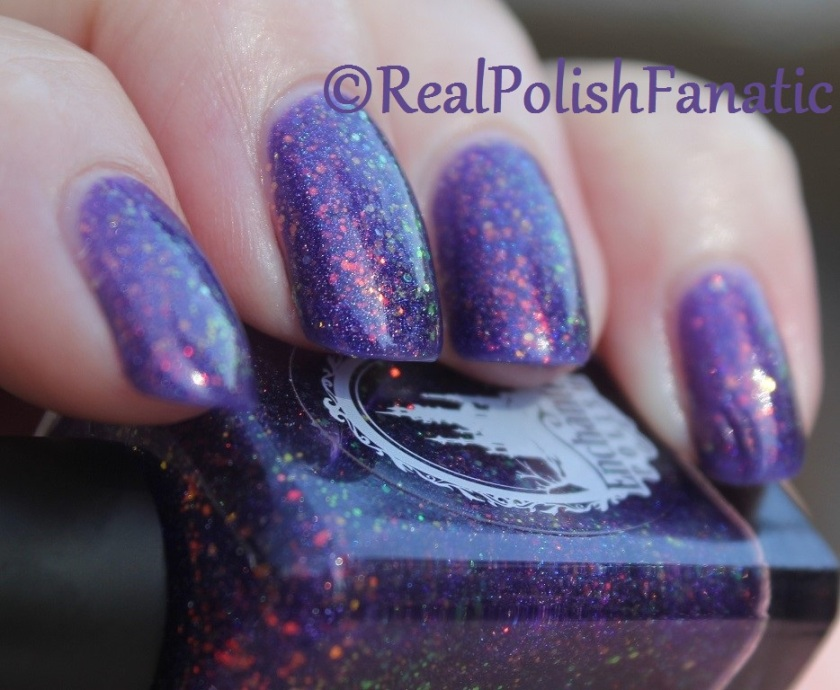 11-23-2016 Enchanted Polish - Opal Nectar // 2016 Opal Collection