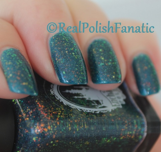 Enchanted Polish - Opal Lagoon // 2016 Opal Collection