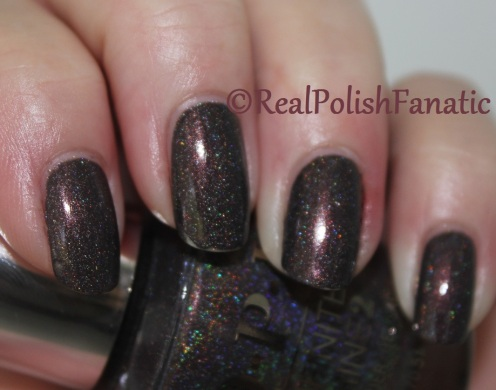 OPI Infinite Shine - My Private Jet