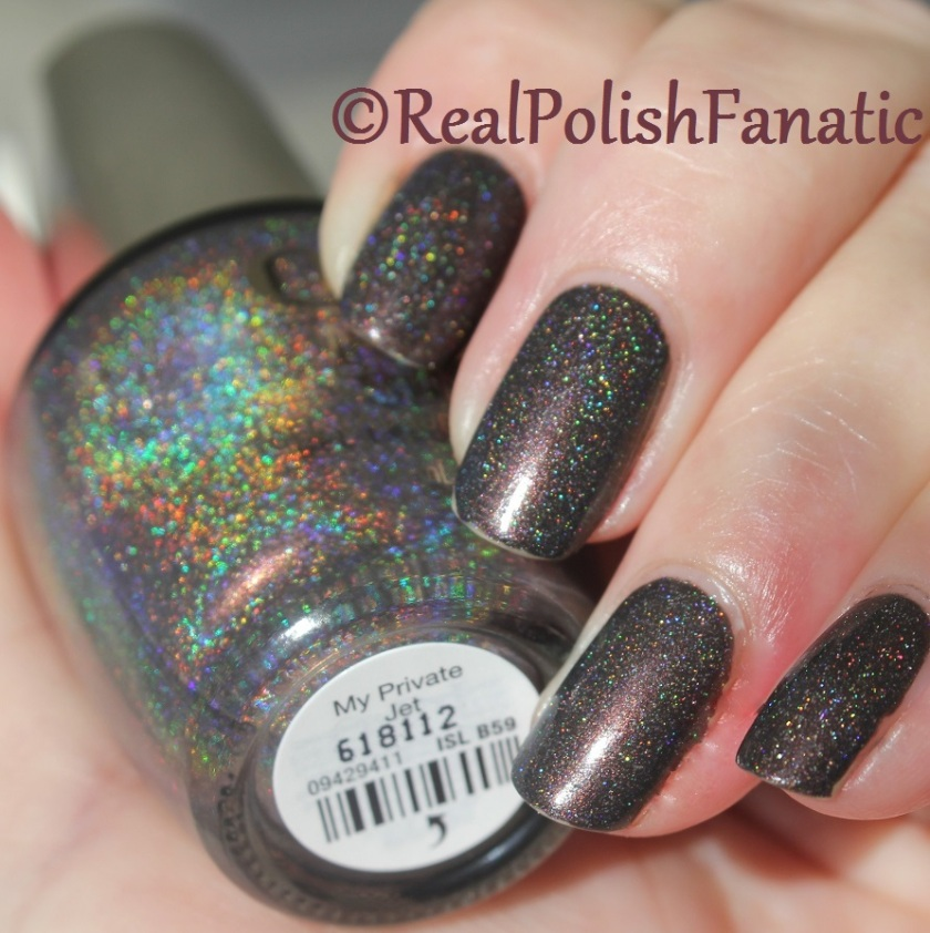 11-25-2016 OPI Infinite Shine - My Private Jet