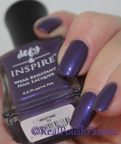 Defy & Inspire - Violet Haze