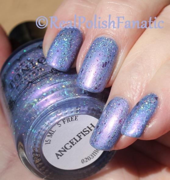 Tonic Polish - Angelfish