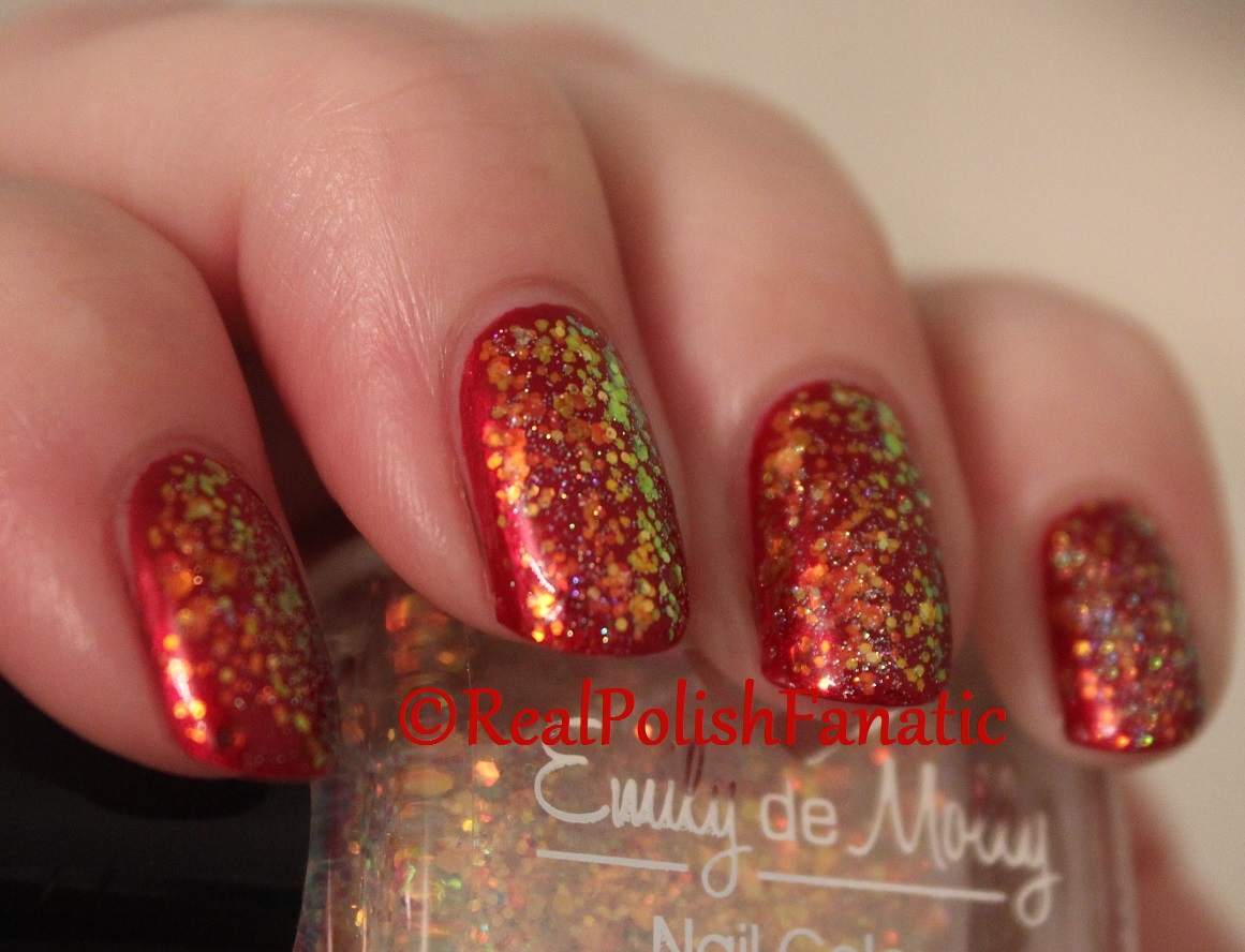 Updated Mani: Added Emily de Molly All The Feeling & China Glaze ...