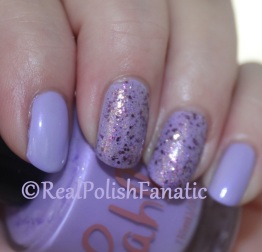 Pahlish - Opaleye & China Glaze - Let's Shell-ebrate