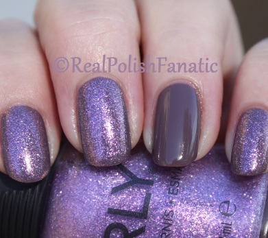 Orly - Blend & Orly - Pixie Powder
