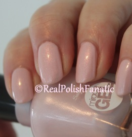 Sally Hansen Plush Blush & Make It Snappy