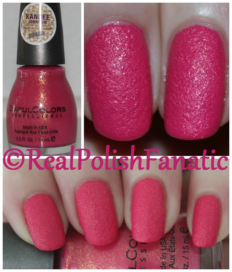 02-18-2017 Sinful Colors - Pink Velvet // 2017 Kandee Johnson Collection