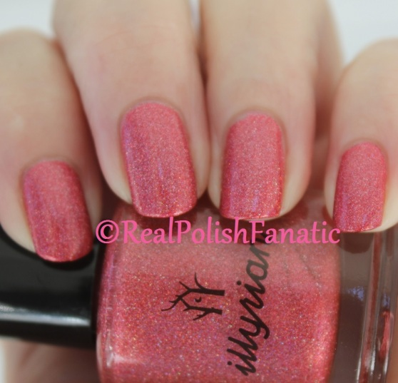 Illyrian Polish - Sakura // March 2017 For The Love Of Polish Box