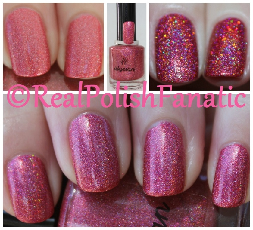 03-11-2017 Illyrian Polish - Sakura // March 2017 For The Love Of Polish Box