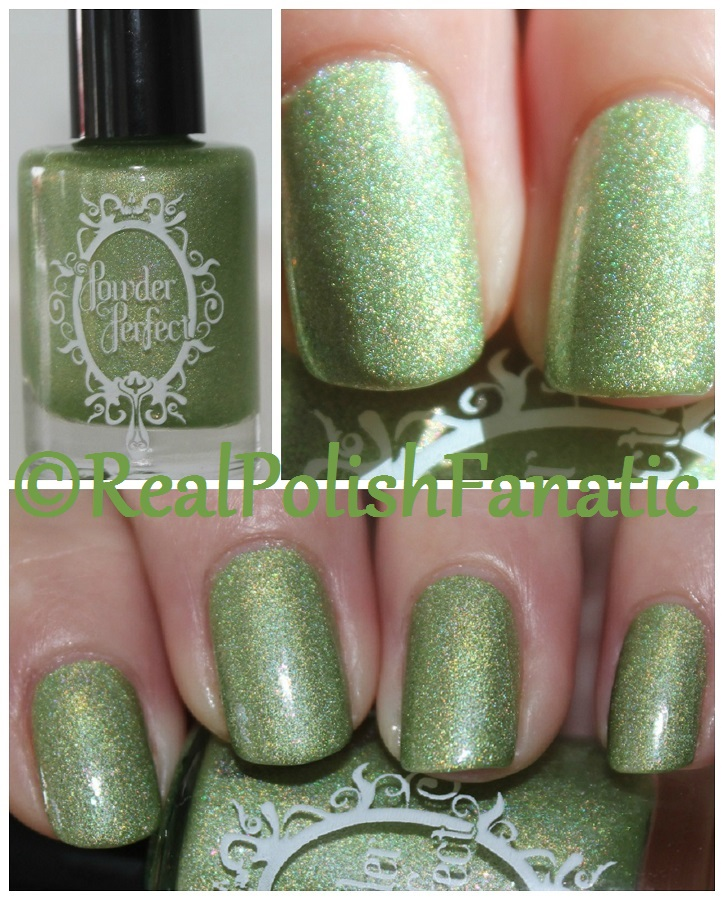 03-12-2017 Powder Perfect - Mad As A March Hare // March 2017 For The Love Of Polish Box