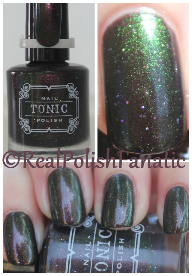 03-18-2017 Tonic Polish - Watcher's Woods