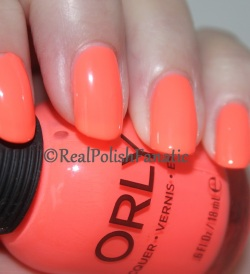 Summer Fling - Orly Summer 2017 Coastal Crush