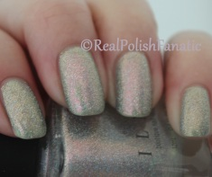 ILNP Rosewater & Sunday Brunch over Zoya Lacey