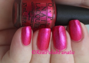 OPI - Be A Dahlia Won't You // Summer 2011 Nice Stems Collection