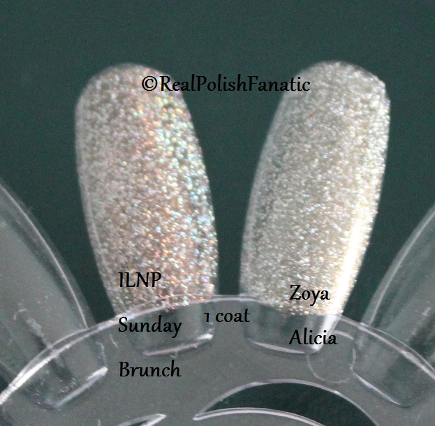 Comparison -- ILNP Sunday Brunch vs. Zoya Alicia (1)