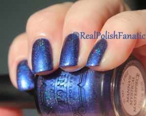 Tonic Polish - Manna's Mystical Masterpiece // March 2017 Color Box