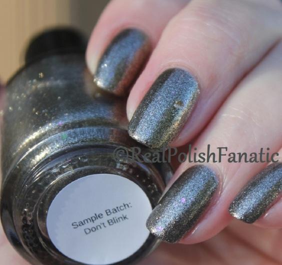 Pahlish - Sample Batch: Don't Blink