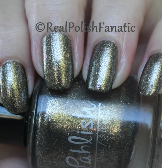 Pahlish - Sample Batch: Don't Blink