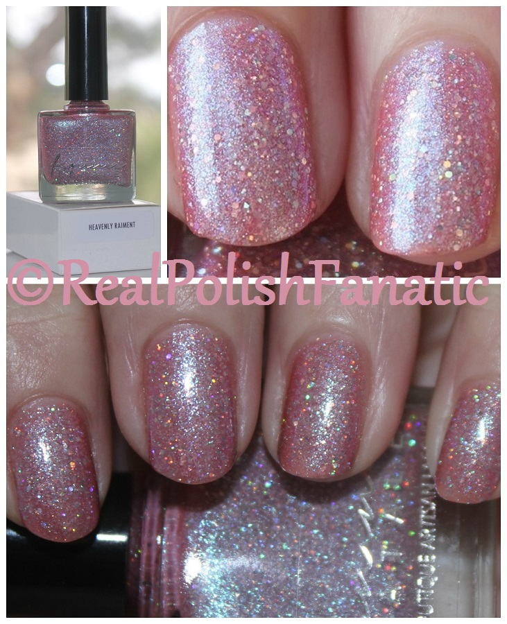 05-06-2017 Femme Fatale - Heavenly Raiment // 2016 Birth of Venus Collection -- RealPolishFanatic