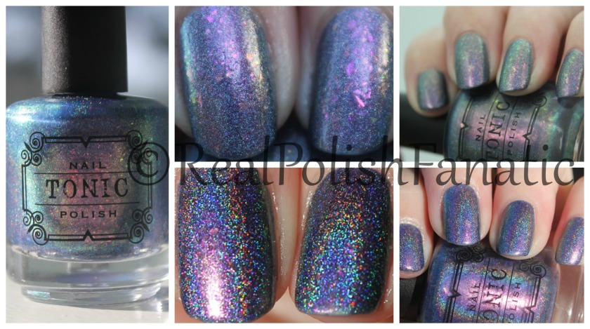 05-18-2017 Tonic Polish - Come Wander