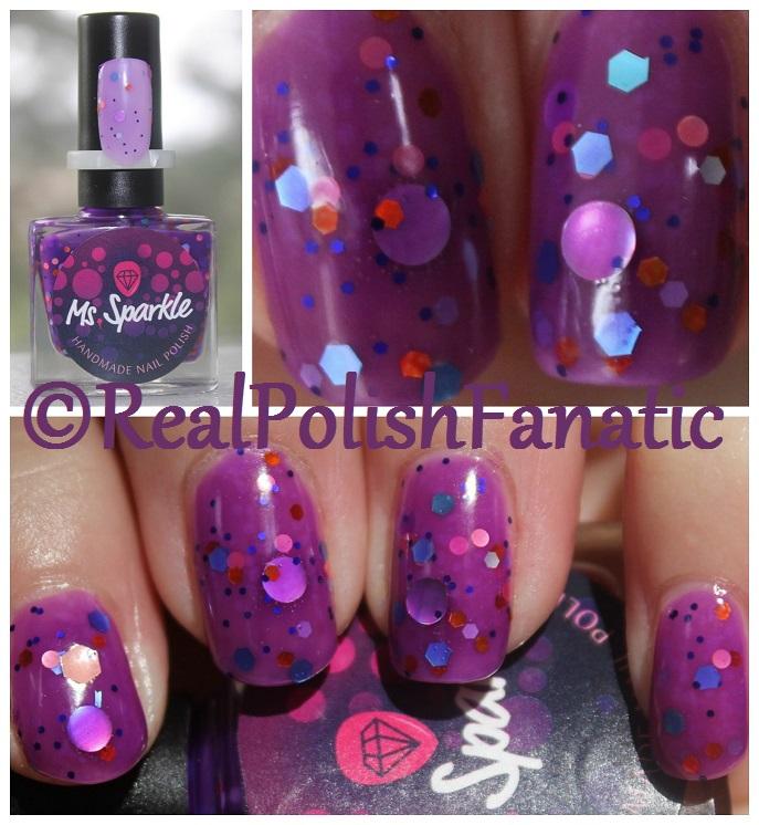 Ms. Sparkle Opia