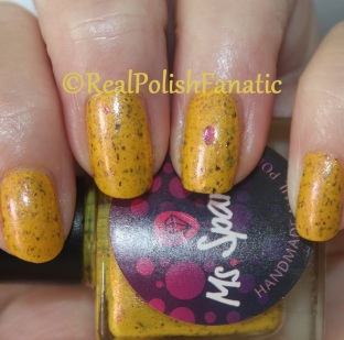 Ms. Sparkle - Spring Bouquet // April 2017 Fantasmic Flakies Exclusive