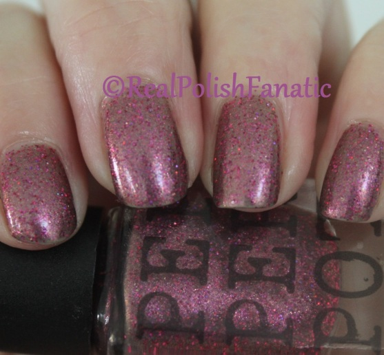 Pepper Pot Polish - Bless This Hot Mess
