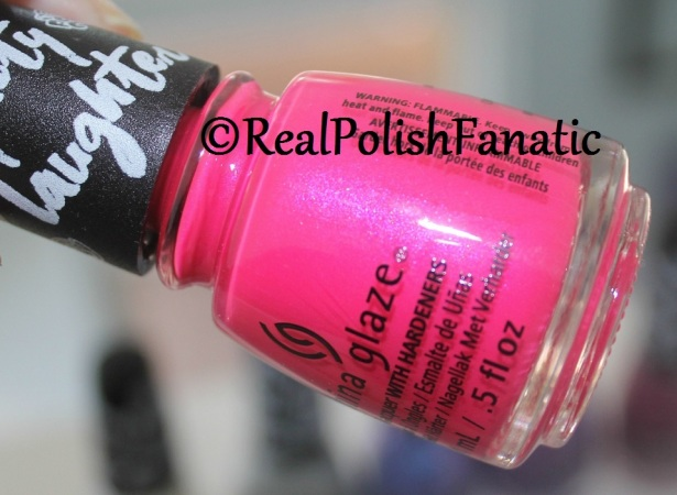 China Glaze She's A Mane-iac