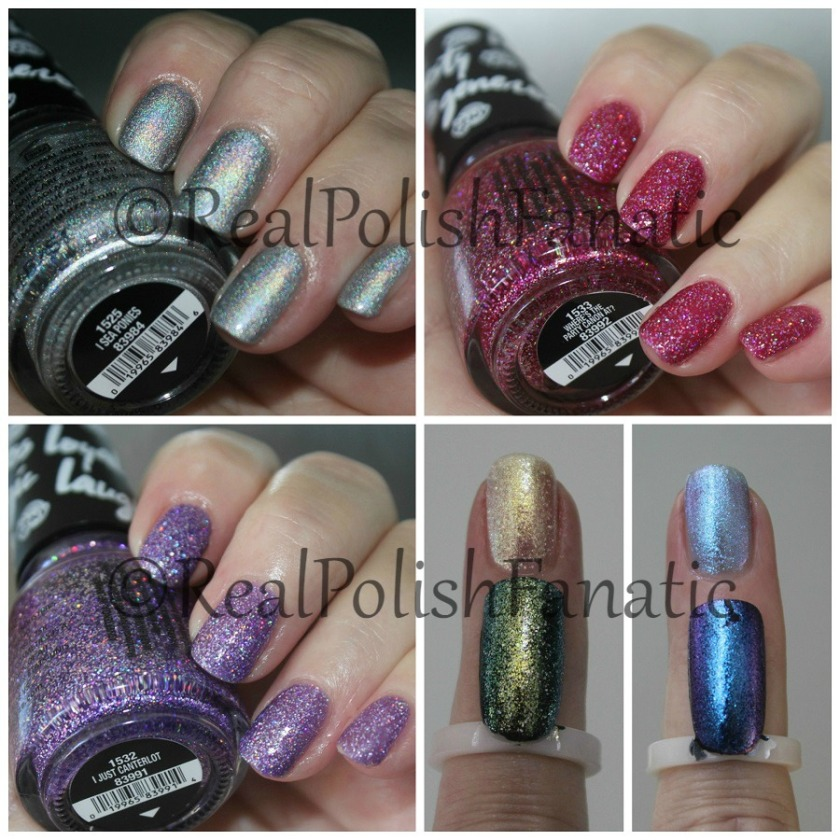 06-18-2017 China Glaze Color Is Magic My Little Pony Collection Part 2