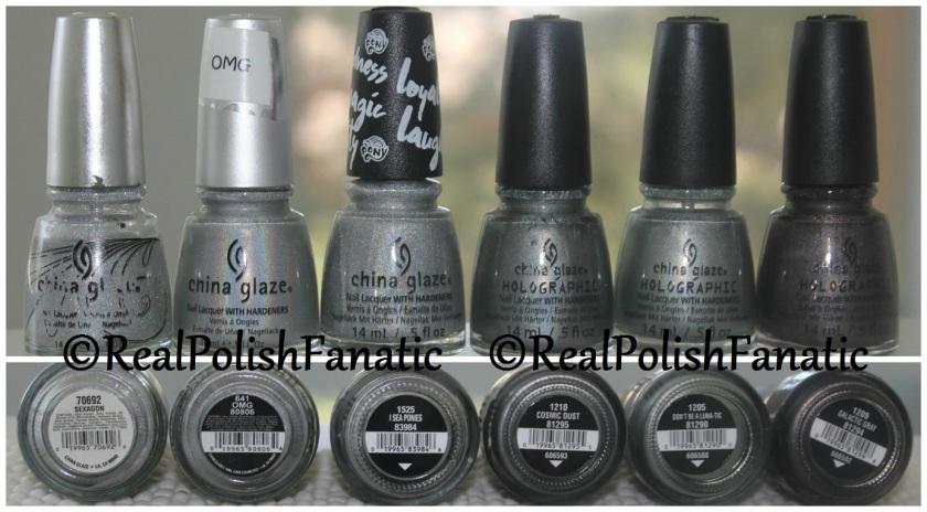 06-18-2017 China Glaze Silver Holo Comparisons (1)